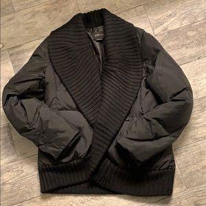 BCBG MaxAzria puffer coat sz L